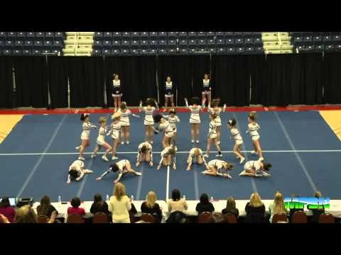 2015 Maine High School Cheering Championships Classes A and D. - YouTube