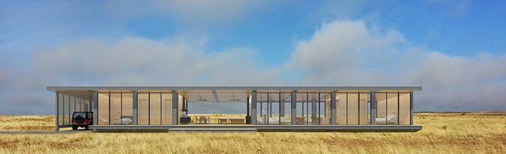 Arquitetos famosos criam série de casas pré-fabricadas