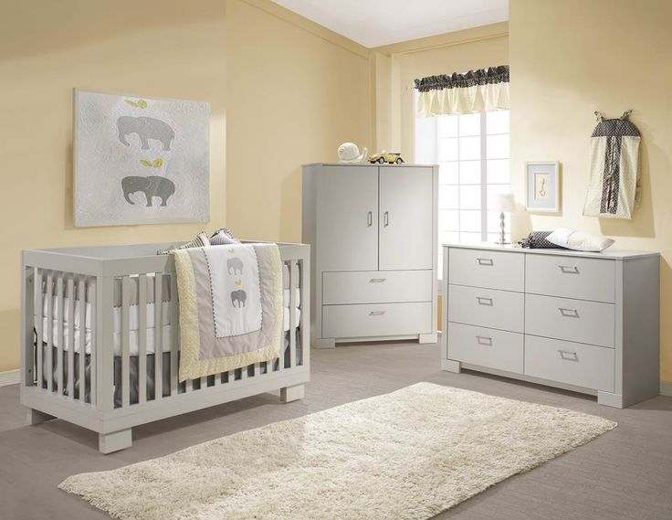 Our Genève Collection in Java on display in any of our stores. Available pieces: - Crib - Double dresser - 3 Drawers dresser - Door Chest - Changing station Made in Québec (except for the baby crib) Available colors : Java - White - Gray
