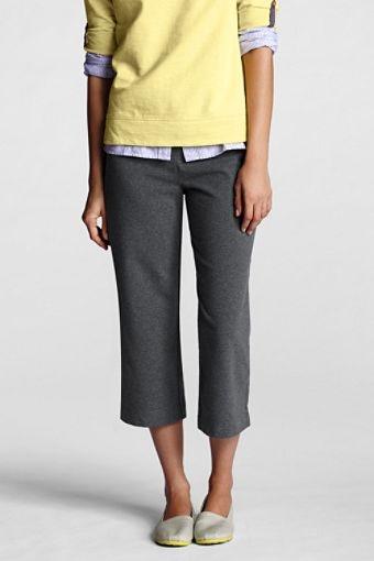 stretch crop pants--so comfy!: Women Pants, Starfish Crop, Crop Pants, Style, Dream Closet, Beautiful Women, Lands End, Beautiful Clothes, Spring Fashion