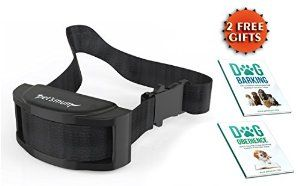 Pet's Mum Anti Bark Collar for dog training to bark control with free E-books! It's available on Amazon.com with a great discount price! Check it now!