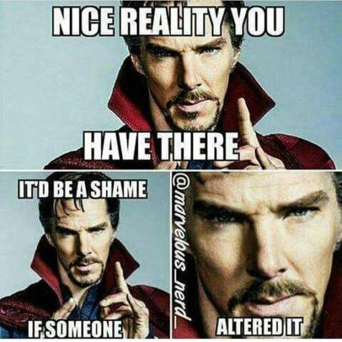 Quotes About People Who Notice: Top 25 Dr Strange Funny Memes