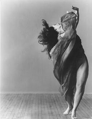 While living in Utah, I learned about Isadora Duncan. She was a revolutionary dancer at the turn of the century. She danced barefoot, and wore mostly scarves when she performed her free-formed, fluid dances. At the time when proper ballet was the trend, she turned pop culture on its head and changed the expression of dance forever.
