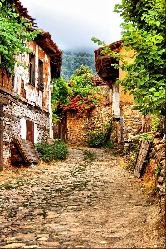 Cumalıkızık - BURSA, Turkey // by puerto