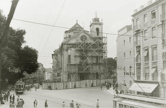 Igreja do Socorro 1949 (demolished)