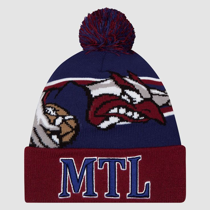 Tuque en tricot Player Inspired Series de New Era® - Luc Brodeur-Jourdain, Alouettes de Montréal / MTL Alouettes Luc Brodeur-Jourdain New Era Player Inspired Series Knit Toque. Show support for your Montreal Alouettes in style with the third installment of New Era's annual Player Inspired Series, this New Era Knit Toque was designed by Luc Brodeur-Jourdain who was asked to design a toque that represented himself, the team, and the fans of the Montreal Alouettes.