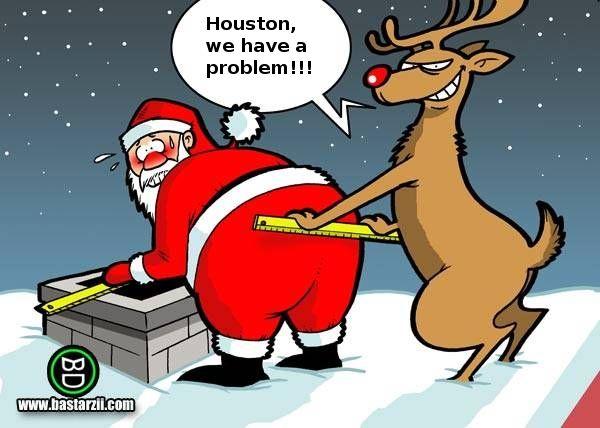 Funny Christmas Cartoons (2)