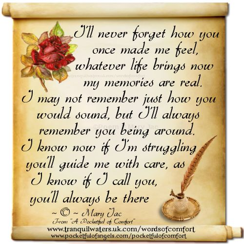 Prayer Quotes For Death In Family: Bereavement Poem 2