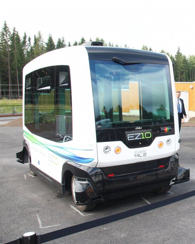 Vantaa demonstration - Copyrights: City of Vantaa - CityMobil2