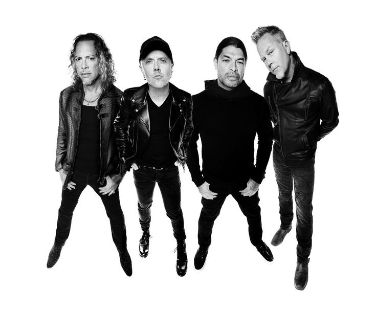 Hardwired…To Self-Destruct Available November 18, 2016 - Metallica