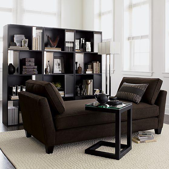 Shift Black Bookcase In Bookcases, Cabinets