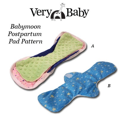 I don't have THIS particular pattern I have Lady Cloth ... haven't dove into this yet though I imagine using bamboo velour or flannel, sooo much softer than paper.