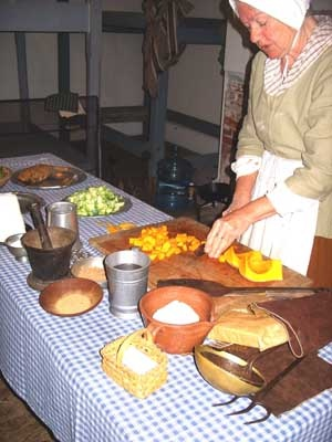 17 best images about early american life on pinterest - Early american cuisine ...