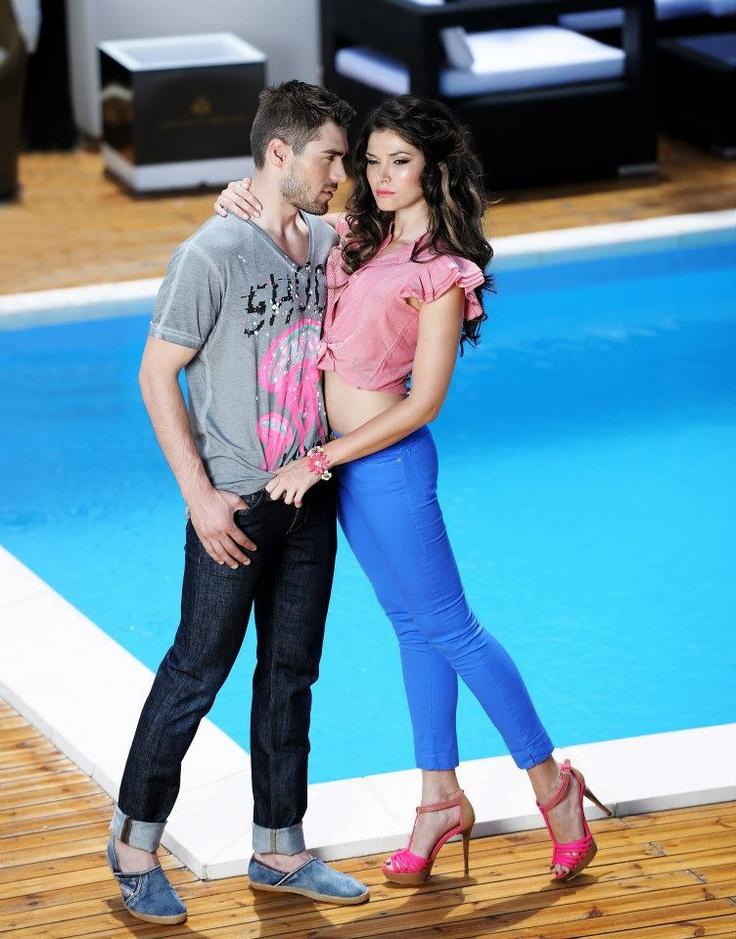 Beautiful Romanian Multi Talented Actress, Director, Model, TV Presenter