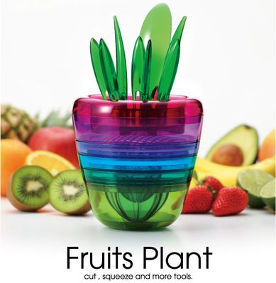 10 in 1 Fruit Plant Rp 130.000