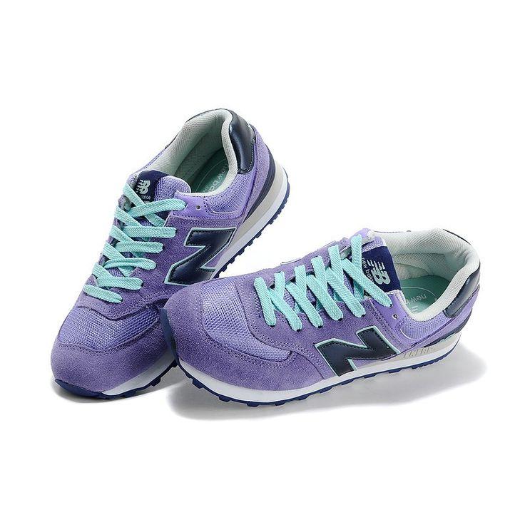 New Balance Women\u0027s WL574 Classic Sneakers