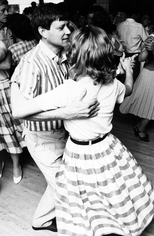Tanssia Helsinki-Pavilla 1980-luvulla. Kuva: Helsingin kaupunginmuseo