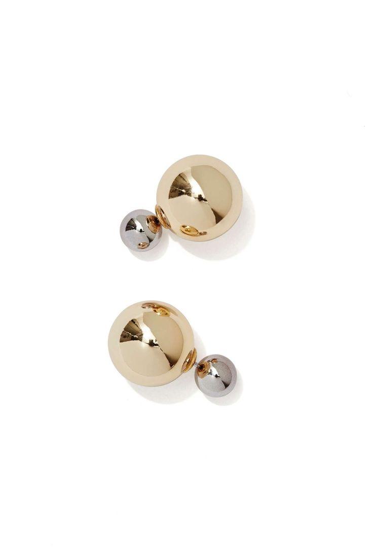 Baller Earrings