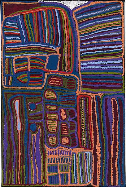 Jack Weaver, Nannarri - Yulparija people, Australia 1926/1930 – 2010. National Gallery of Australia.