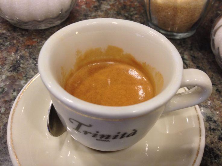 It drank in Rome.