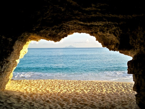 1000 images about the cupecoy cave on pinterest for Best caribbean romantic vacations