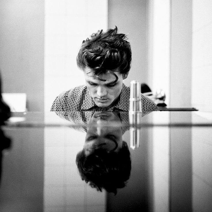 Chet Baker, Los Angeles, 1954. Cortesía de Gestión Demont fotos