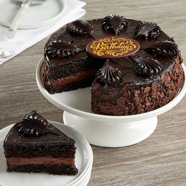 45+ Brownie birthday cake delivery inspirations