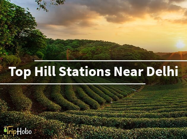 Hill stations near Delhi - a must visit for summer vacation
