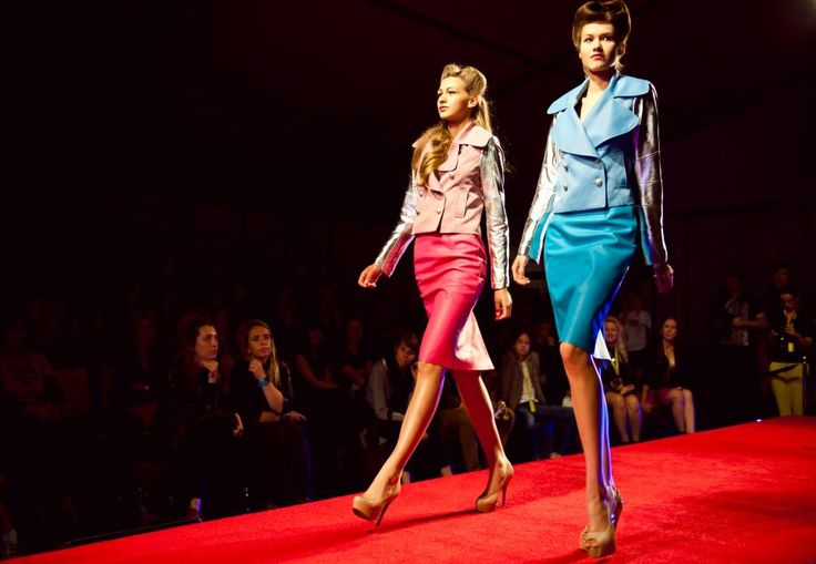 Fashionable East fashion show - MissSPark