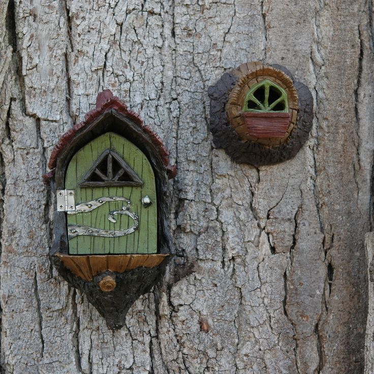 17 Best images about Fairy Doors on Pinterest Gardens Gnome