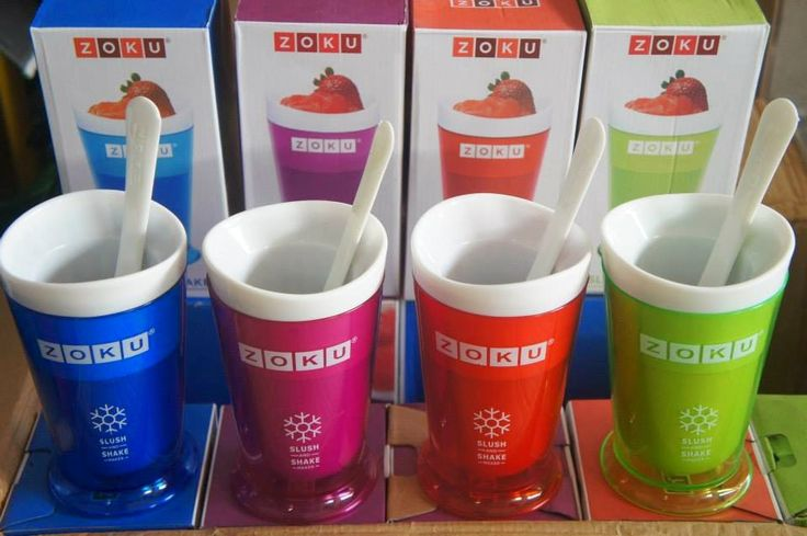 BG homeshoping Magelang: Zoku Slush and Shake Maker