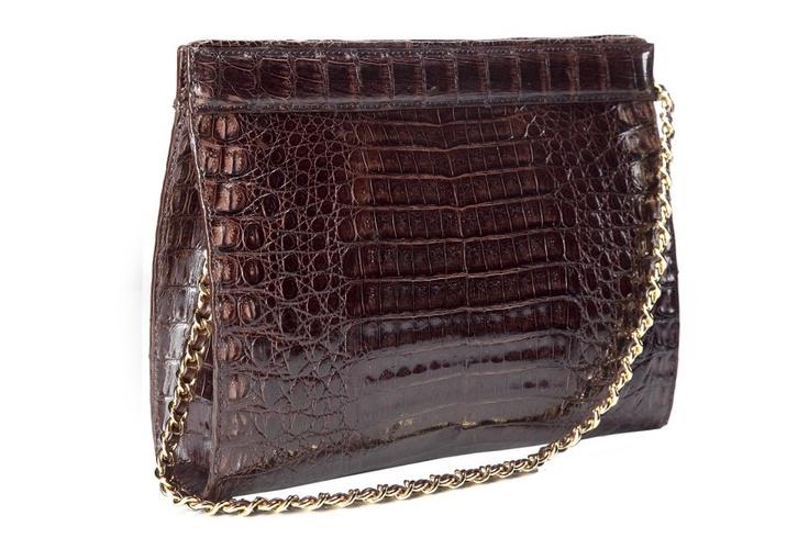 CASHHIMI | Worth shoulder bag | Crocodile