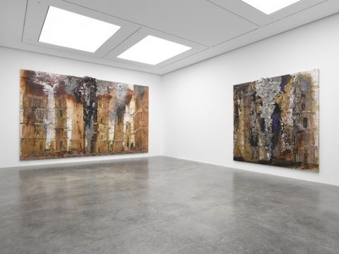 'Walhalla', White Cube Bermondsey, London - Anselm Kiefer - 23 November 2016 - 12 February 2017 - 121566