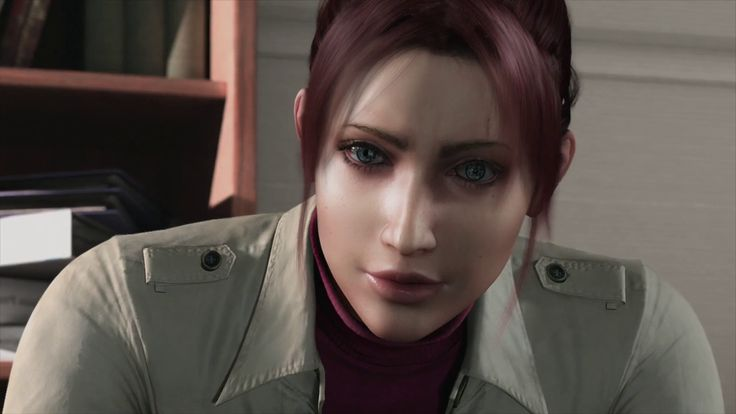 Claire Redfield [Alyson Court] - Resident Evil: Degeneration [2008]