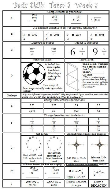 8 best Maths worksheets images on Pinterest | Math worksheets ...