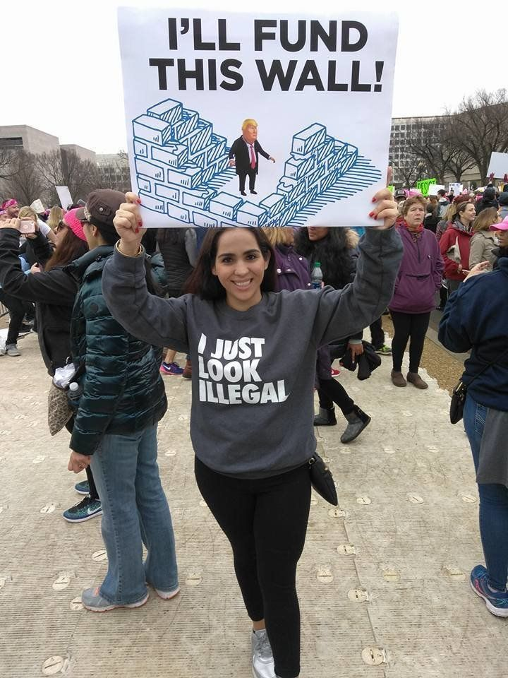 89 Badass Feminist Signs From The Women S March On Washington Womens March Signs March Signs Womens March