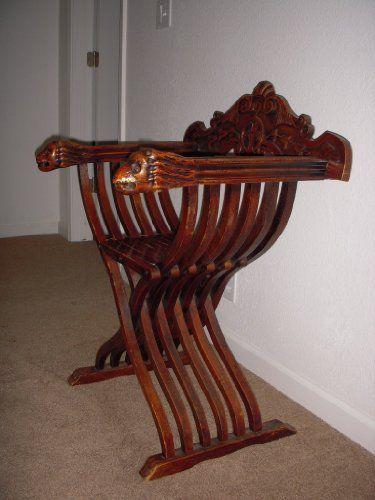 21 best images about savonarola chair on pinterest - Savonarola sedia ...