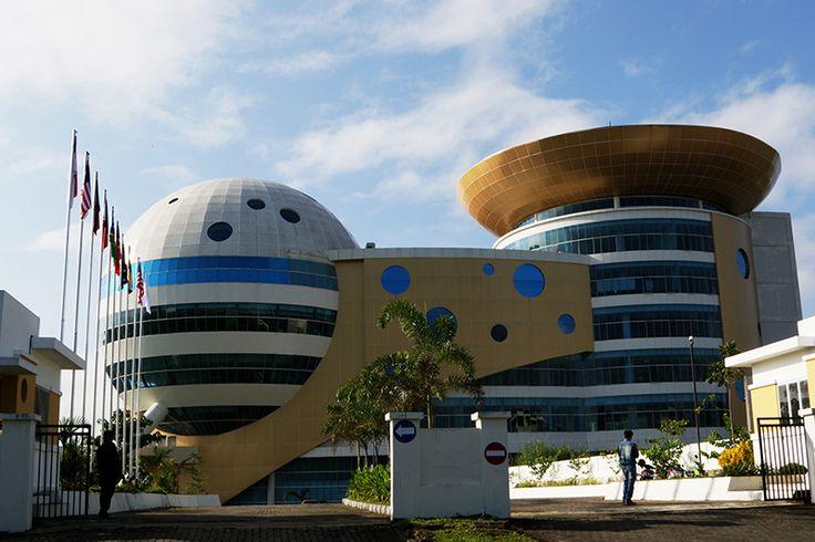 Pusat Studi Terumbu Karang di Manado