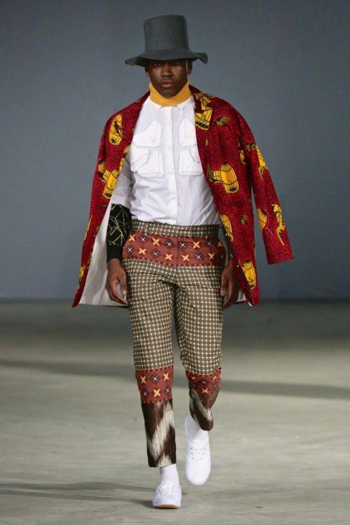 ▷ 1001 + idées chic et stylées de tenue africaine