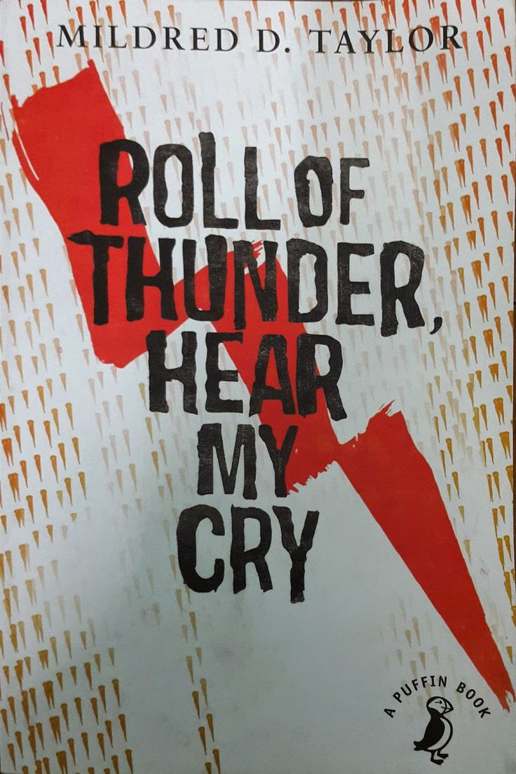 9 best images about Roll of Thunder, Hear My Cry: Book ...