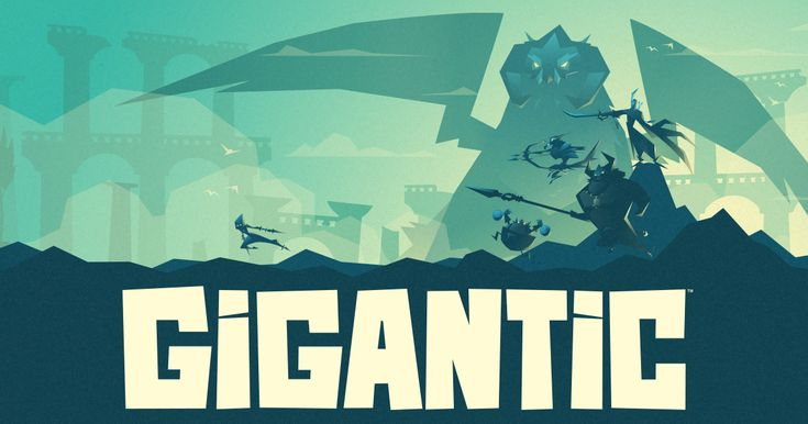 Sign up to play Gigantic, a PC team action game where heroes battle alongside a massive guardian in a fight for supremacy.