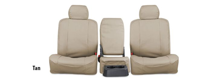 Pro-Tect Vinyl Seat Covers  Toyota RAV4 *Pro-Tect Vinyl* Custom SEAT COVERS | Designed for Ultimate Protection