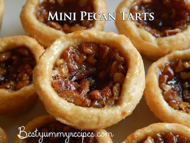 Best 25+ Mini pecan tarts ideas on Pinterest | Pecan tarts ...