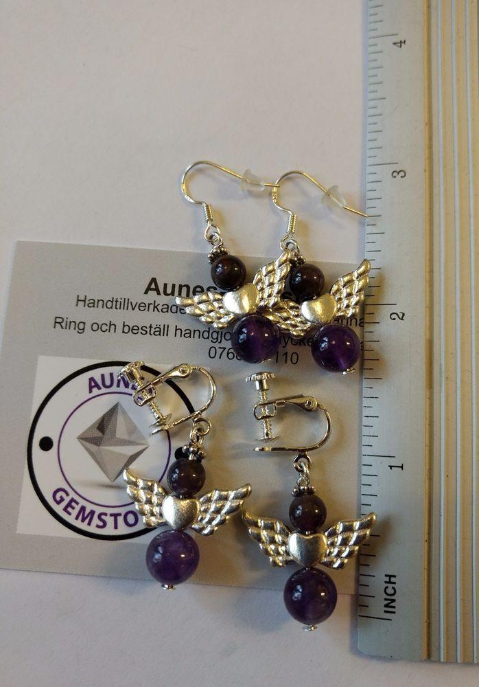 Handmade jewerly earrings set to Mom and Daughter #Handmade