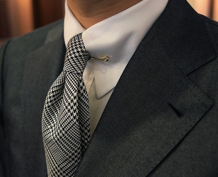 237 best images about suits on pinterest perry ellis for Tie bar collar shirt