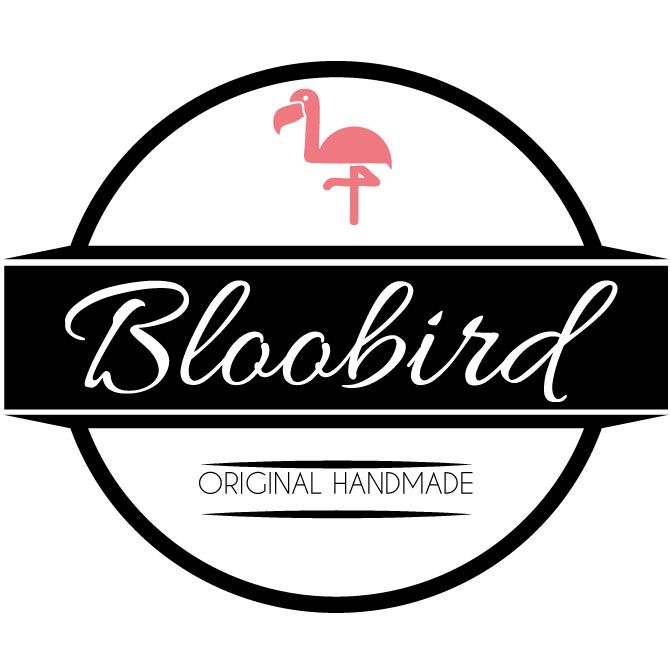 Bloobird | Original Handmade    Puedes comprar sus diseños en www.woomint.com