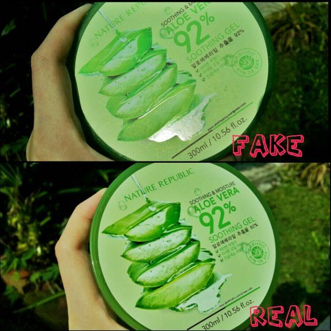 Manfaat Nature Republic Aloe Vera 92 Untuk Jerawat