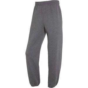 Melvin: Walmart. Fruit of the Loom Best Collection Men's Fleece Elastic Bottom Pant (XL grey & navy)