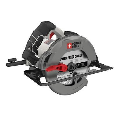 Corded Circular Saws 20785: Porter Cable 15 Amp 7-1 4 Corded Circular Saw - Pce300 -> BUY IT NOW ONLY: $49.99 on eBay!