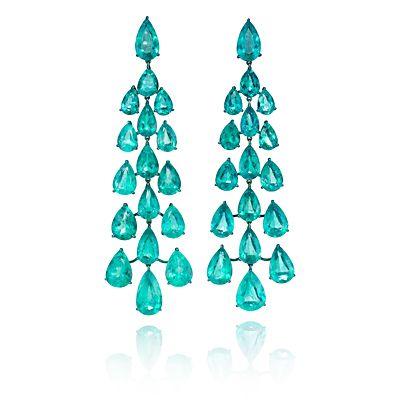 Chopard earrings54 Carat Emeralds, Titatanium Earrings, Drop Earrings, Chopard Earrings, Emeralds Earrings, Titanium Earrings Lov, Earrings Jewelry, Emeralds Drop, Chopard Emeralds